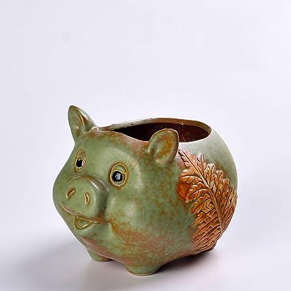 Garden Pig Planters on pig watering can, pig planet, pig farmer, pig pillow, pig white, pig soldier, pig trailer, pig vintage, pig gates, pig teapot, pig pink, pig leather, pig clock, pig plate, pig green, pig tree, pig bed, pig pitcher, pig pot, pig pipe,