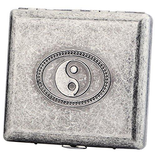 Cig-U Nostalgic Copper Cigarette Case (Tai Ji) from Cig-U