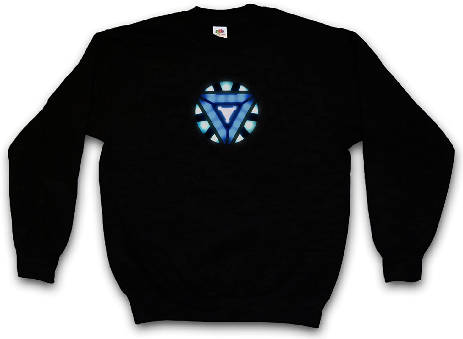 Urban Backwoods Arc Reactor III Sweatshirt Pullover Sweater Pull