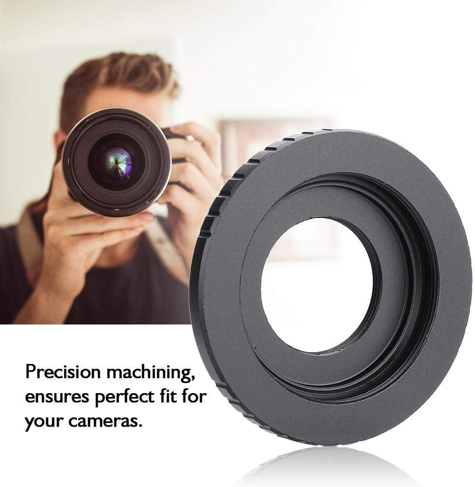 Xinwoer Professional Mount Movie Lens to Mirrorless Cameras Adapter Dual Purpose M42//C-M4//3
