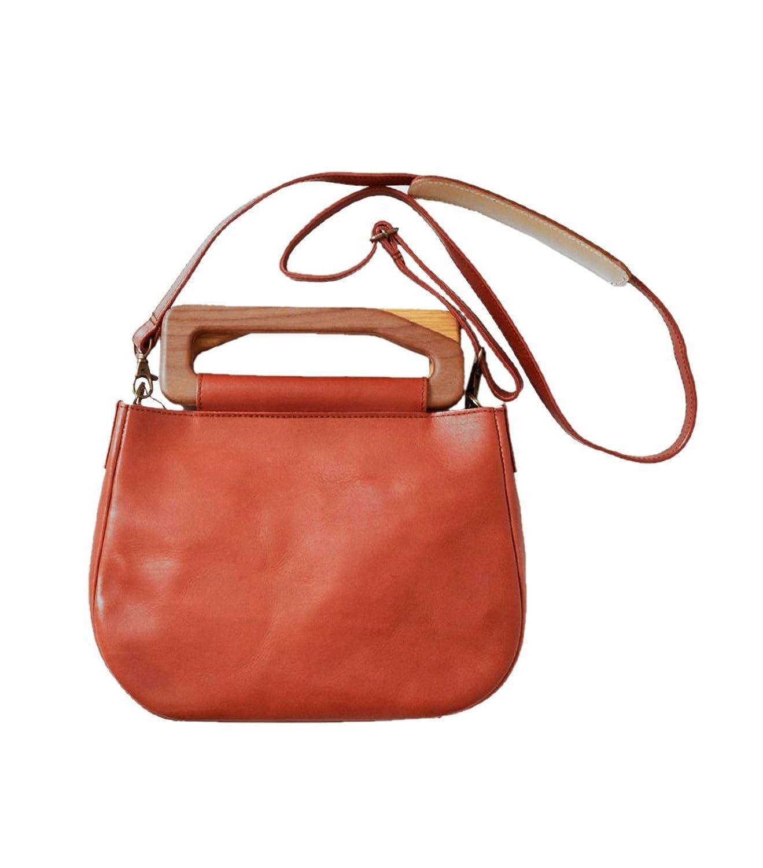 (ユルク)Yuruku 2Way スモールメトリーバッグmetry bag Symk-006 B00U6WYWWEレッド One Size