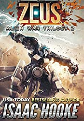 Zeus (Alien War Trilogy)