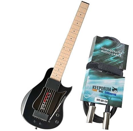 You Rock Guitar Yrg de 1000 Gen2 Guitarra USB/MIDI controlador + ...
