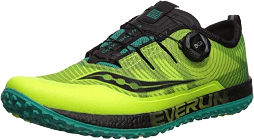 Saucony Switchback ISO, Zapatillas de Trail Running para Hombre ...