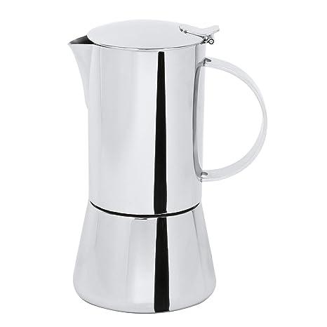 Amazon.com: Cristel C10TCB Capri-10 - Cafetera italiana ...