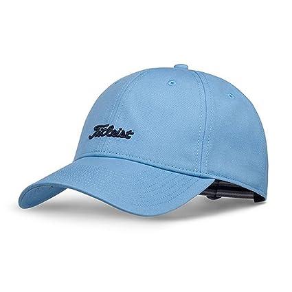 Buy Titleist Men s New Adjustable Nantucket Golf Caps - (Mako Blue ... 24b2c1239f7