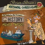 Brian Brain's National Curriculum KS1 Y2 History Mixed Topics | Russell Webster