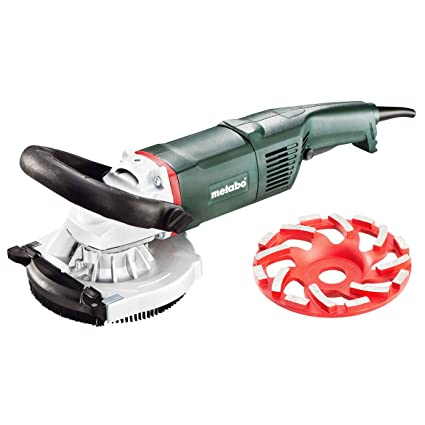 Metabo US603822751 14 2 Amp 5 Inch Dust-Free Concrete