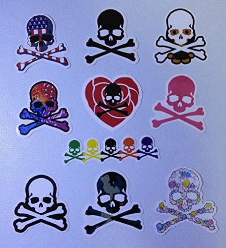 Many Country Car Stickers So Cool Waterproof Sun Protection Luggage Cute Sticker Decals A4 Code35 (Cutting Edge Costume Company)