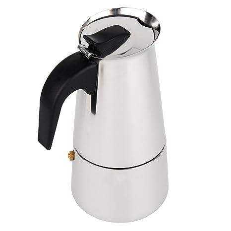 Baytter - Cafetera expreso de calidad superior para 4 o 6 ...