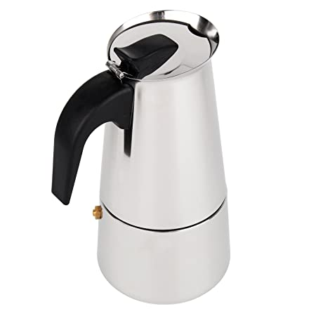 Cup Premium Baytter Espresso Maker6 Moka Stainless xedQroWECB