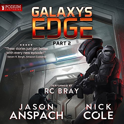 Galaxy's Edge, Part II: Galaxy's Edge, Book 2 cover