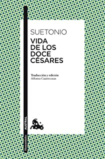 Vida de los doce césares par Suetonio