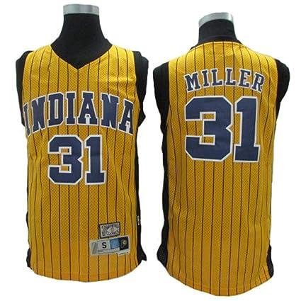 LLforever Camiseta De Baloncesto para Hombre NBA- Miller ...