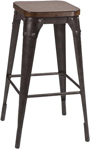 Hillsdale Furniture Morris Non-Swivel Bar Stool