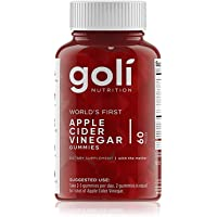 Deals on 60-Ct Goli Nutrition Apple Cider Vinegar Gummy Vitamins