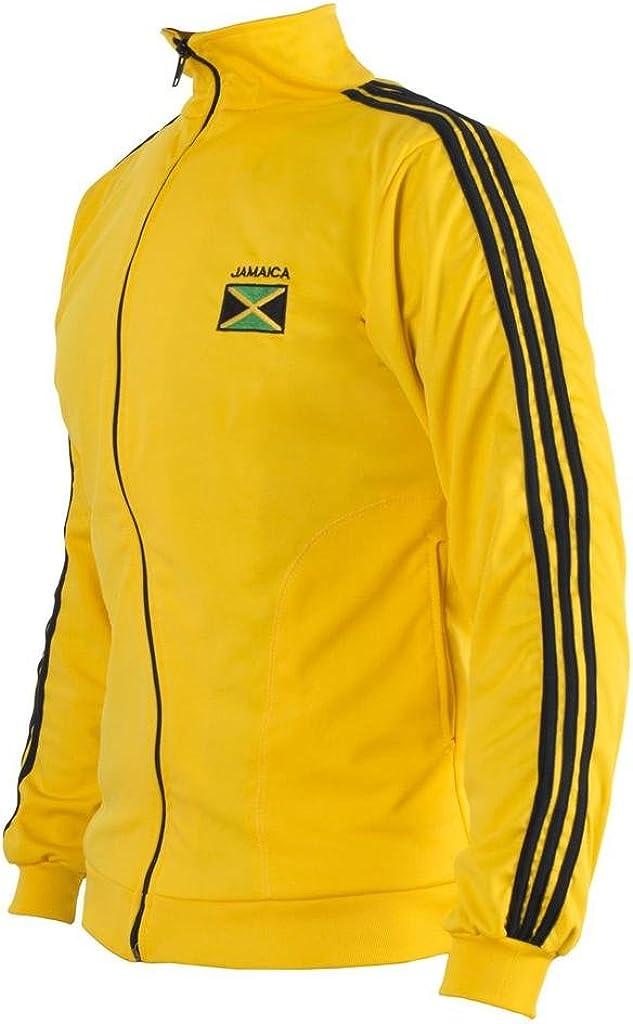 chaqueta adidas jamaica hombre