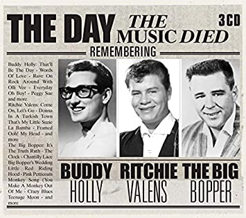 Image result for the day the music died