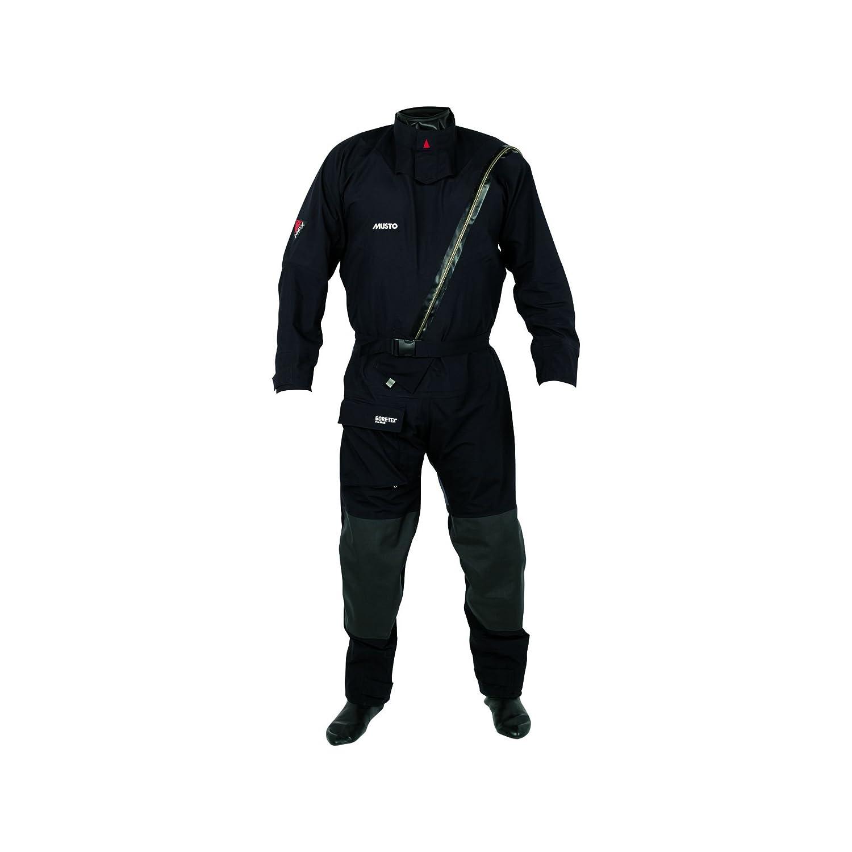 Musto MPX Gore-Tex Drysuit Black SM1431 Sizes- - Large: Amazon.es ...