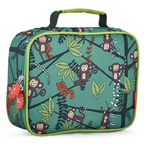Cheeky Kids Insulated Lunch Bag - Monkeys