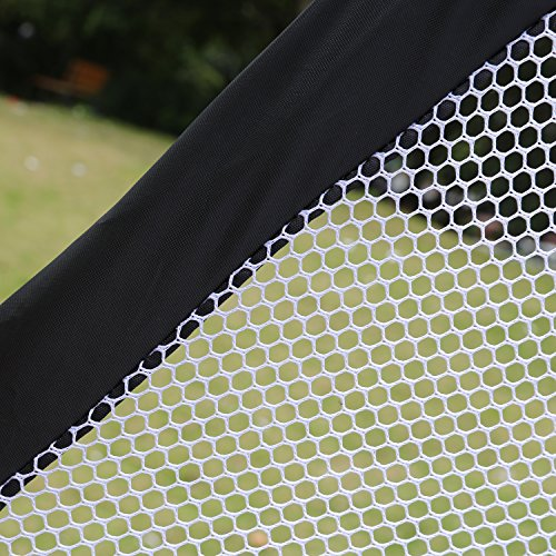 Etuoji Portable Golf Net Ball Hitting with Chipping Target and Carry Bag Large Size by Etuoji (Image #5)