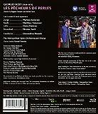 Image of Bizet: Les Pêcheurs de perles (Bluray) [Blu-ray]