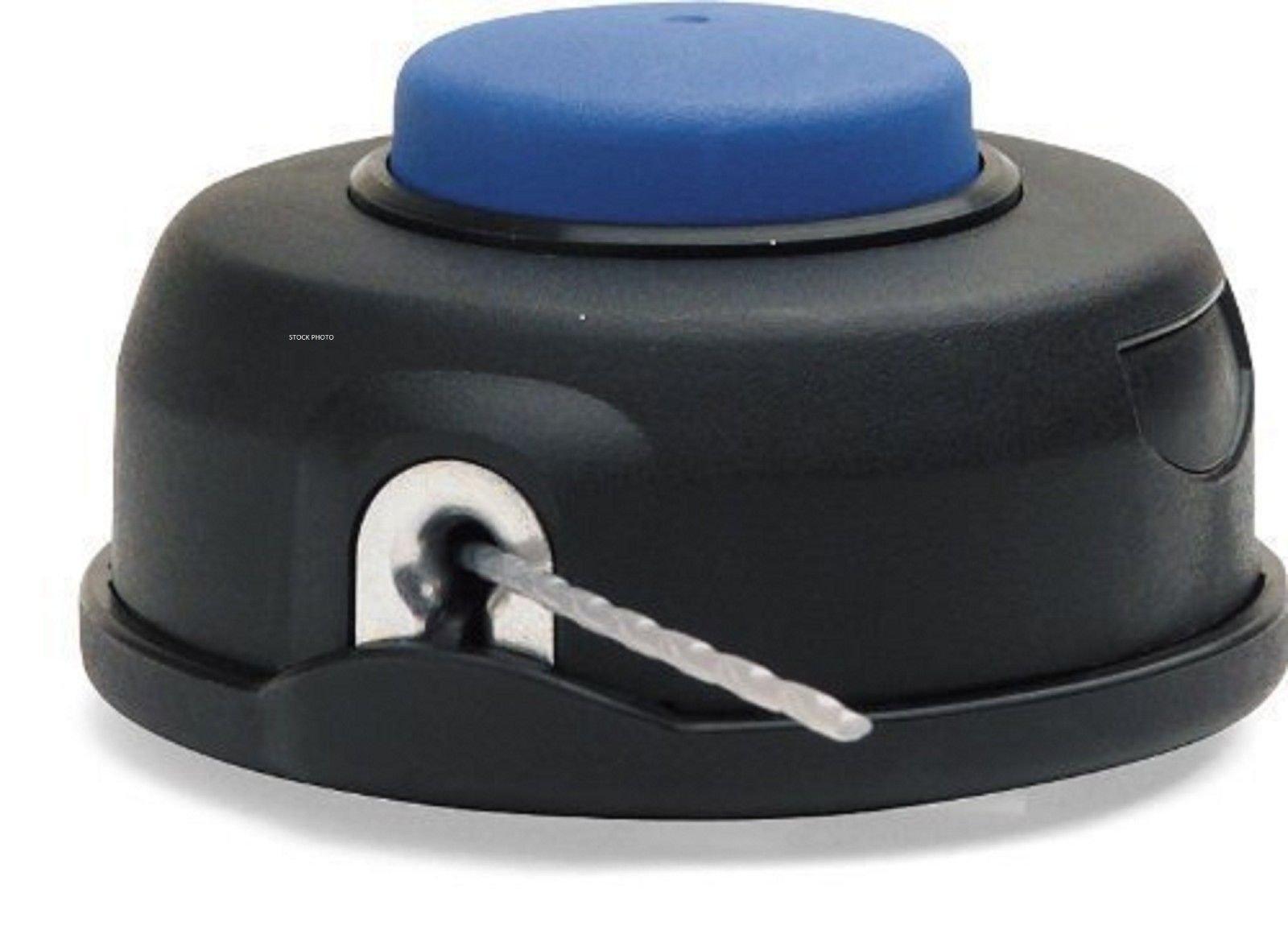 fastoworld FIT Husqvarna T35 Auto Feed Tap Head Trimmer 12mm Dual Line 531300194