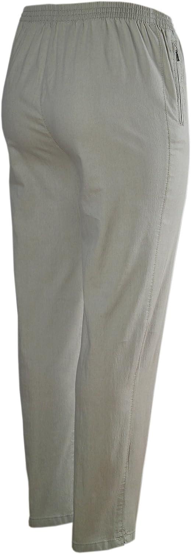 Angebot Damen Jeans Stretchjeans Schlupfhose in Grau ...Größe 22,27