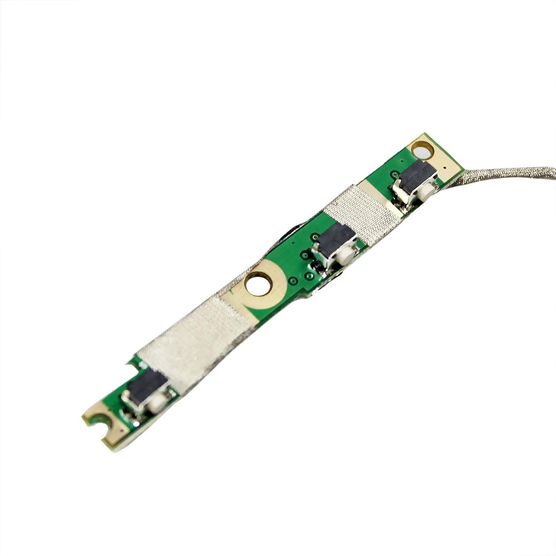 Power Volume Button For Dell Inspiron 15-7779 85GTT 5568 7568 7569 7778 7579 JI6