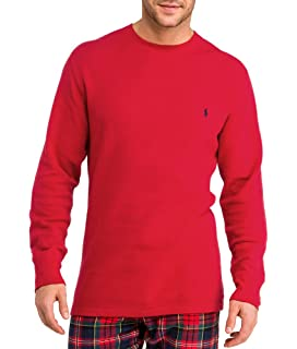 3fb02a10 Polo Ralph Lauren Men's Long Sleeve Pony Logo T-Shirt - X-Large ...