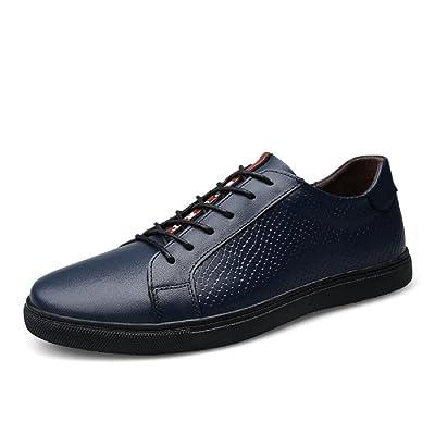Hommes Mode Chaussures en cuir Entreprise Chaussures décontractées Formateurs Chaussures de sport Grande taille Chaussures à outils EUR TAILLE 38-45