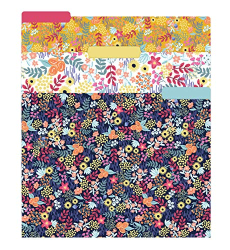 bloom daily planners Decorative Folders