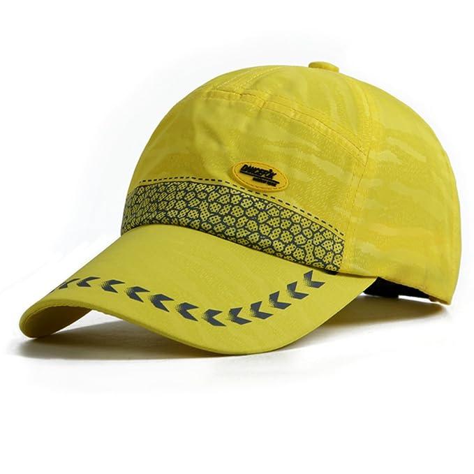 Sombreros de verano al aire libre de los hombres coreanos/Gorras casual de primavera/Casquillo del deporte-A: Amazon.es: Ropa y accesorios