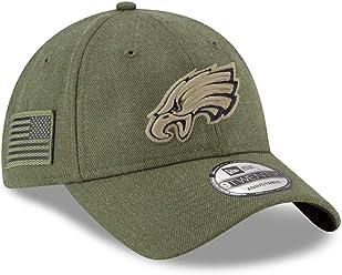 3e9ac44e6ceb9 New Era Mens NFL 2018 Salute to Service 9Twenty Strapback Hat