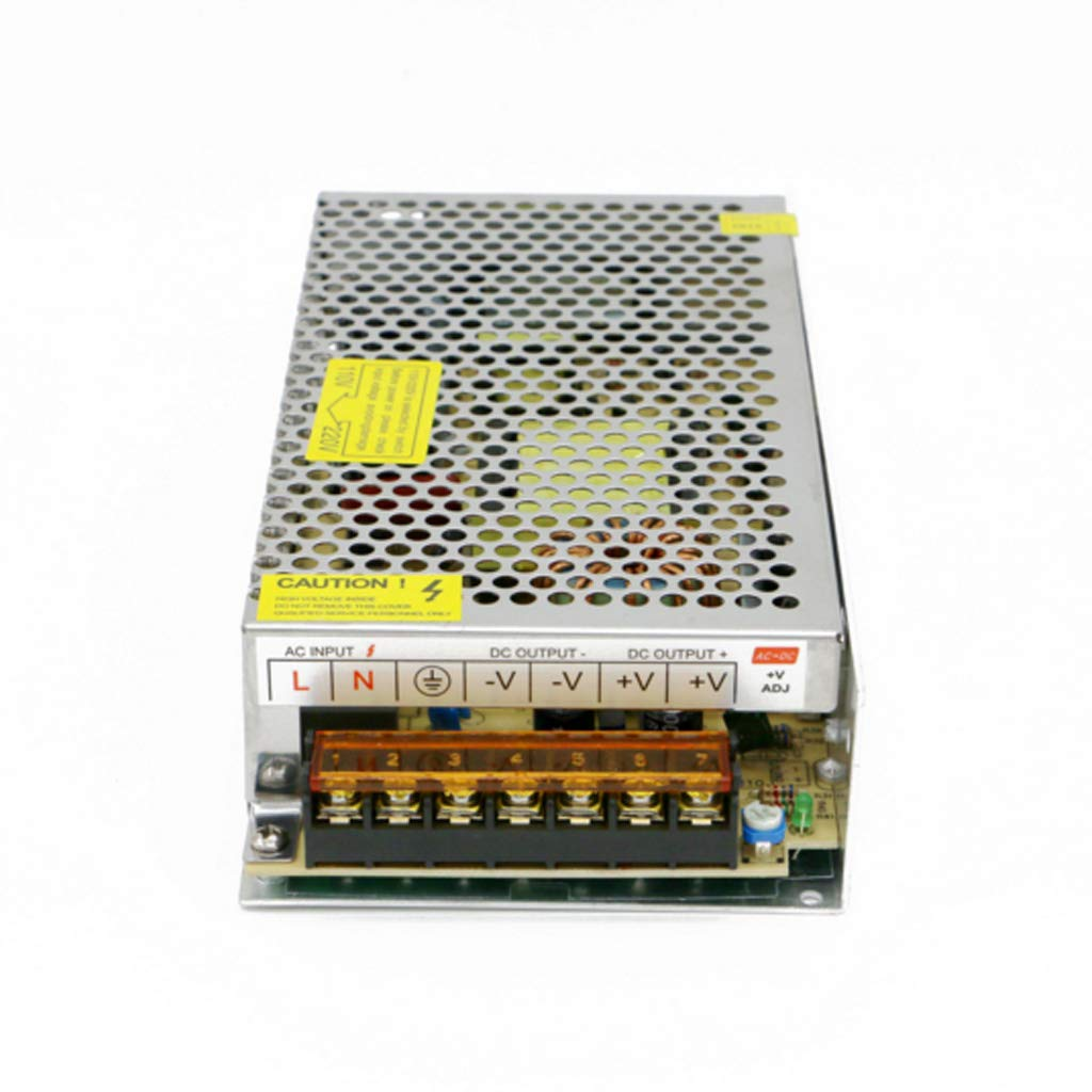 HAILI LED Switching Power Supply Universal Regulated Switching Mode AC 110V//220V to DC 12V 16.7A 200W Power Cconverters