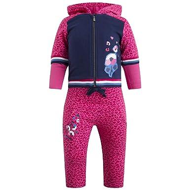 CHÁNDAL Felpa Leopardo NIÑA Rosa Dream IN Pink: Amazon.es: Ropa y ...
