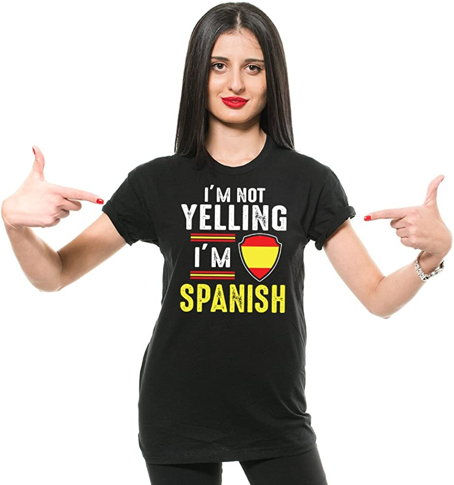 Silk Road Tees Español la Camiseta de los Hombres Divertidos ...
