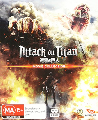 Attack on Titan Movie Collection [Blu-ray]