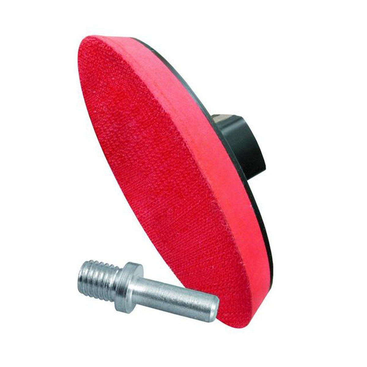 Proteco-Werkzeug® Klett-Teller Stützteller Polierteller 115 mm gedämpft Schleifteller Proteco-Werkzeug®