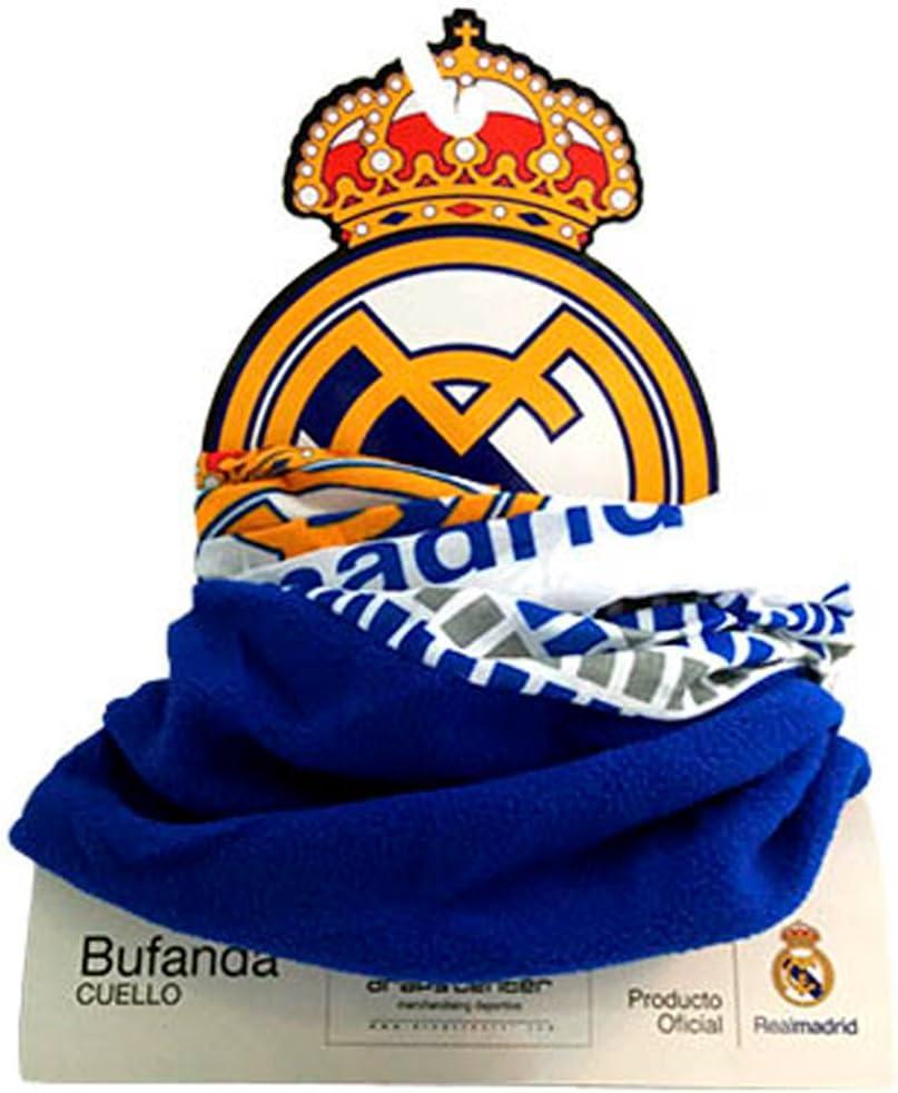 Braga Cuello Polar Real Madrid: Amazon.es: Juguetes y juegos