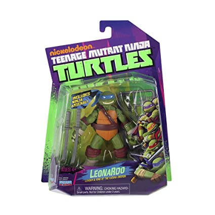 TORTUGAS NINJA Teenage Mutant Ninja Turtles - Muñeco de ...