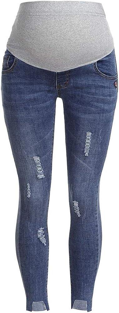 buscar original el más nuevo nueva colección Pantalon Premamá Chandal, ✿ Zolimx Mujer Embarazada ...