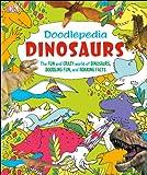 Doodlepedia Dinosaurs, Dorling Kindersley Publishing Staff, 1465409130