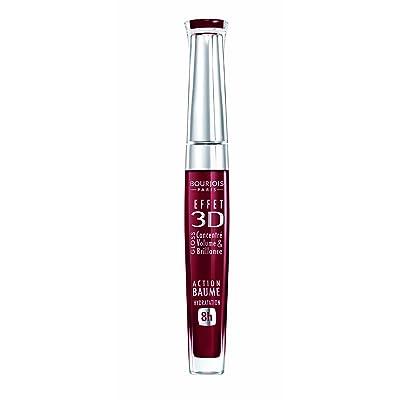 Bourjois - Effet 3d lipgloss, brillo de labios, tono rouge cinematic (5, 7 ml)