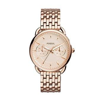 Damenuhren fossil rosegold  Fossil Damen-Uhren ES3713: Fossil: Amazon.de: Uhren