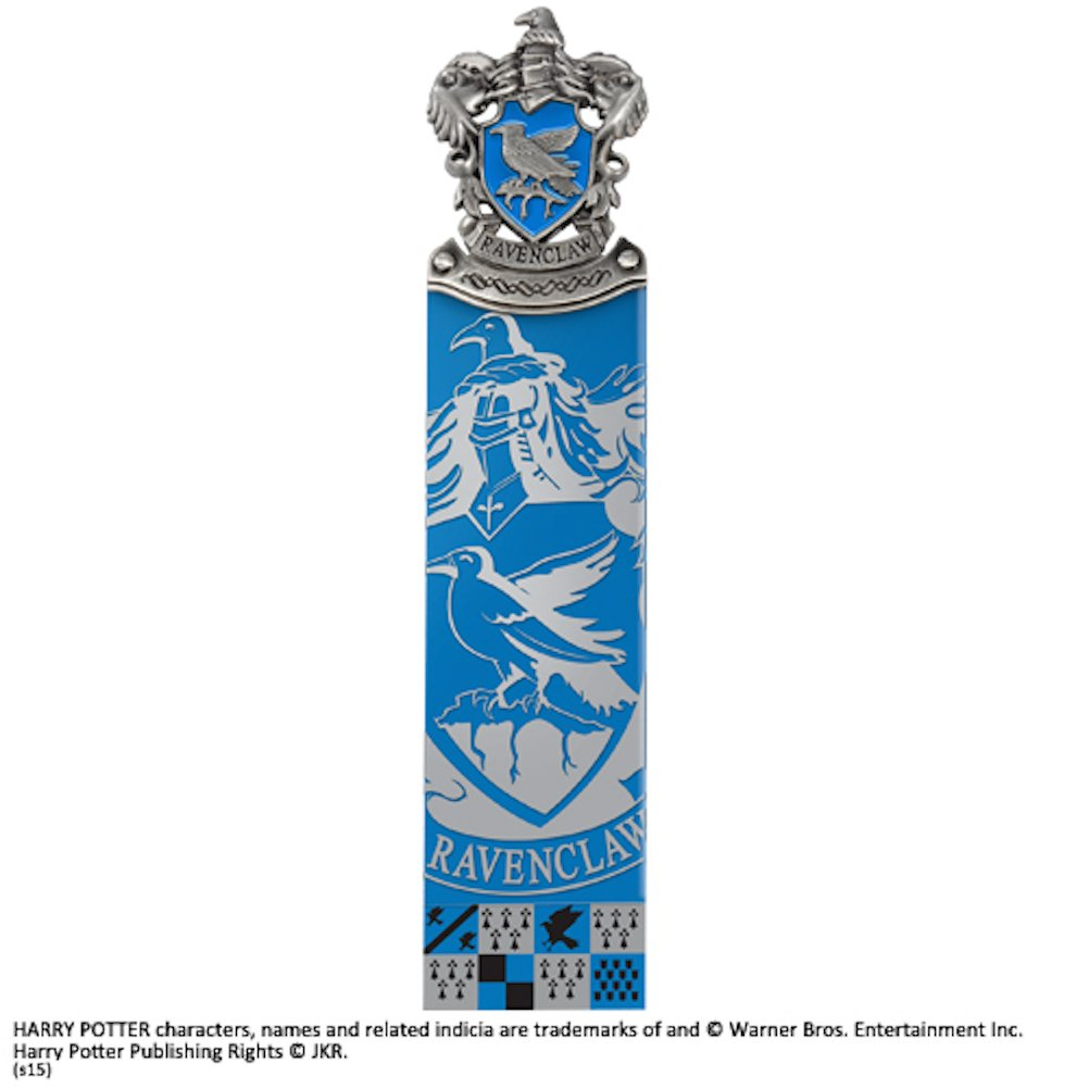 new Noble Collection NN8717 - Harry Potter, marca páginas Corvonero