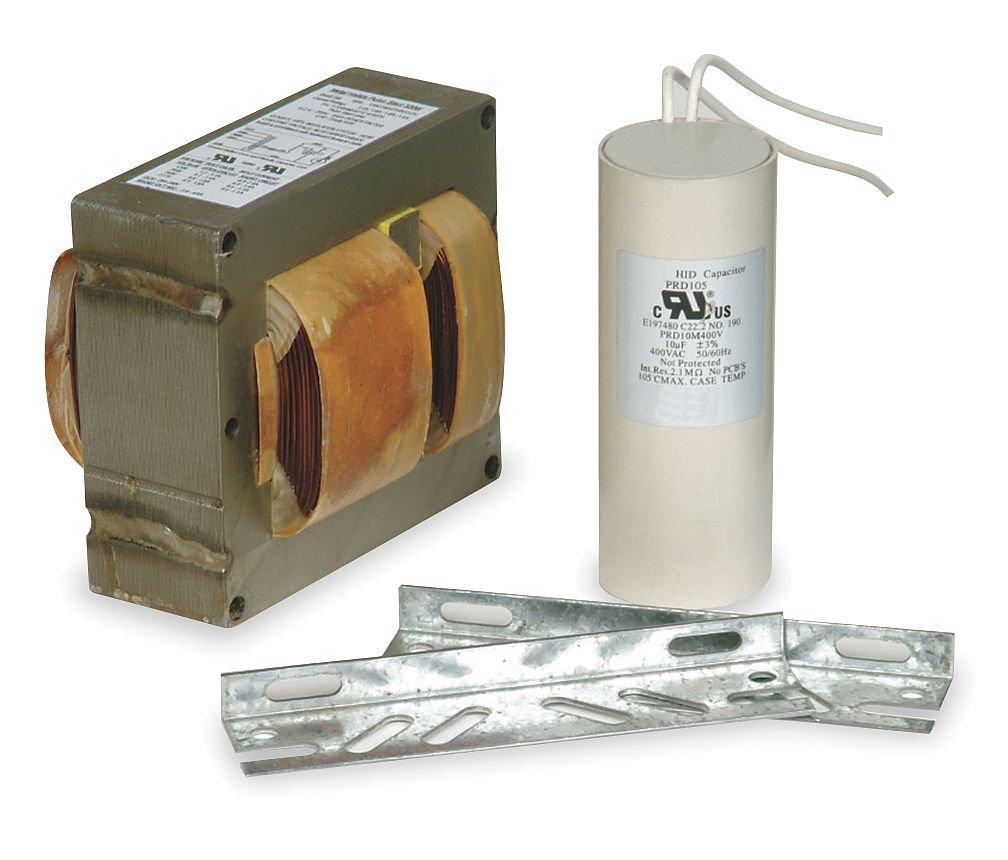 LumaPro 4CRH2 HID Core/Coil Ballast Kit, 250 Lamp Watts