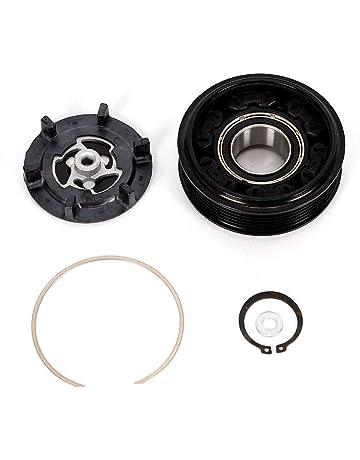 Z&Y Compresor de aire acondicionado de polea de embrague magnético para Au di A4 A6 A8