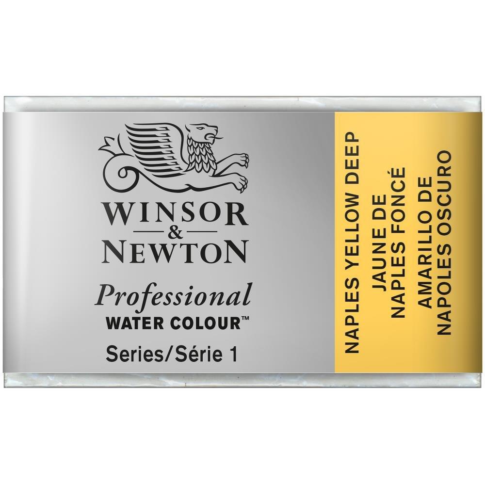 ウィンザー&ニュートン B0038M1HNG 水彩絵具 ウィンザー&ニュートン 609 プロフェッショナル ウォーターカラー セピア 609 ホールパン セピア B0038M1HNG ネープルスイエローディープ 425 ネープルスイエローディープ 425, 厨房用品のプロショップ ナガヨ:9d414c9e --- rdtrivselbridge.se