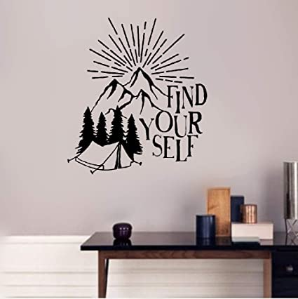 Amazon Teayz Wall Stickers Quotes Vinyl Art Room Mural Posters